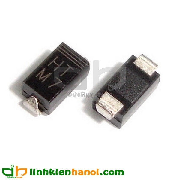 Diode 1N4007 1A SMD