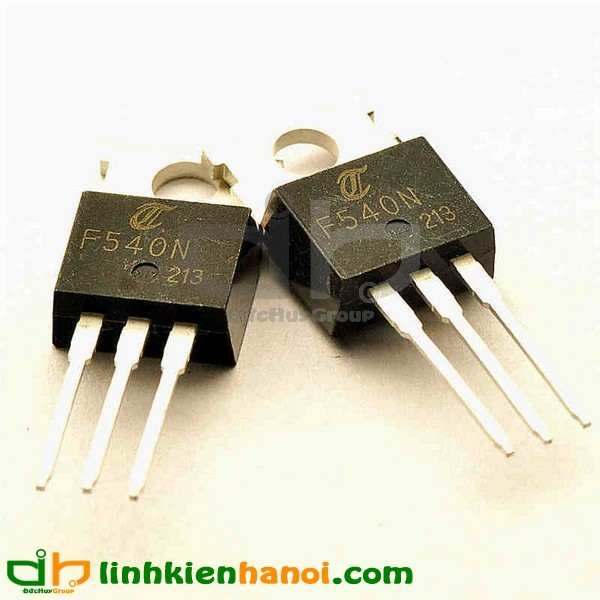 MOSFET IRF540N TO-220